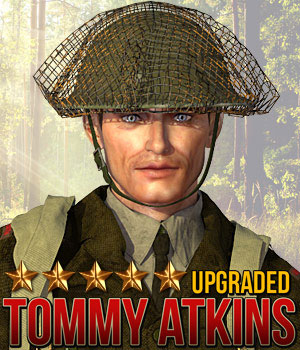 Tommy Atkins by Cybertenko