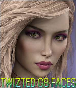 Twizted Genesis 8 Faces