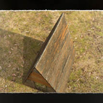 Photo Props: Handmade Old Doghouse image 2