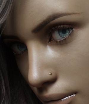 Eyes,Eyebrows&Lashes Morphs for G8F Vol 1 3D Figure Assets Merchant Resources Anagord