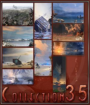 Collection_35 2D Graphics KuzMich