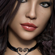 3DSS Layla for Genesis 8 Female image 1