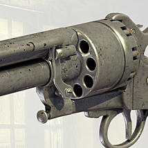 Grapeshot Revolver - Old Repeaters 3 image 1