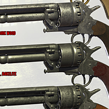 Grapeshot Revolver - Old Repeaters 3 image 3