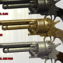 Grapeshot Revolver - Old Repeaters 3 image 4