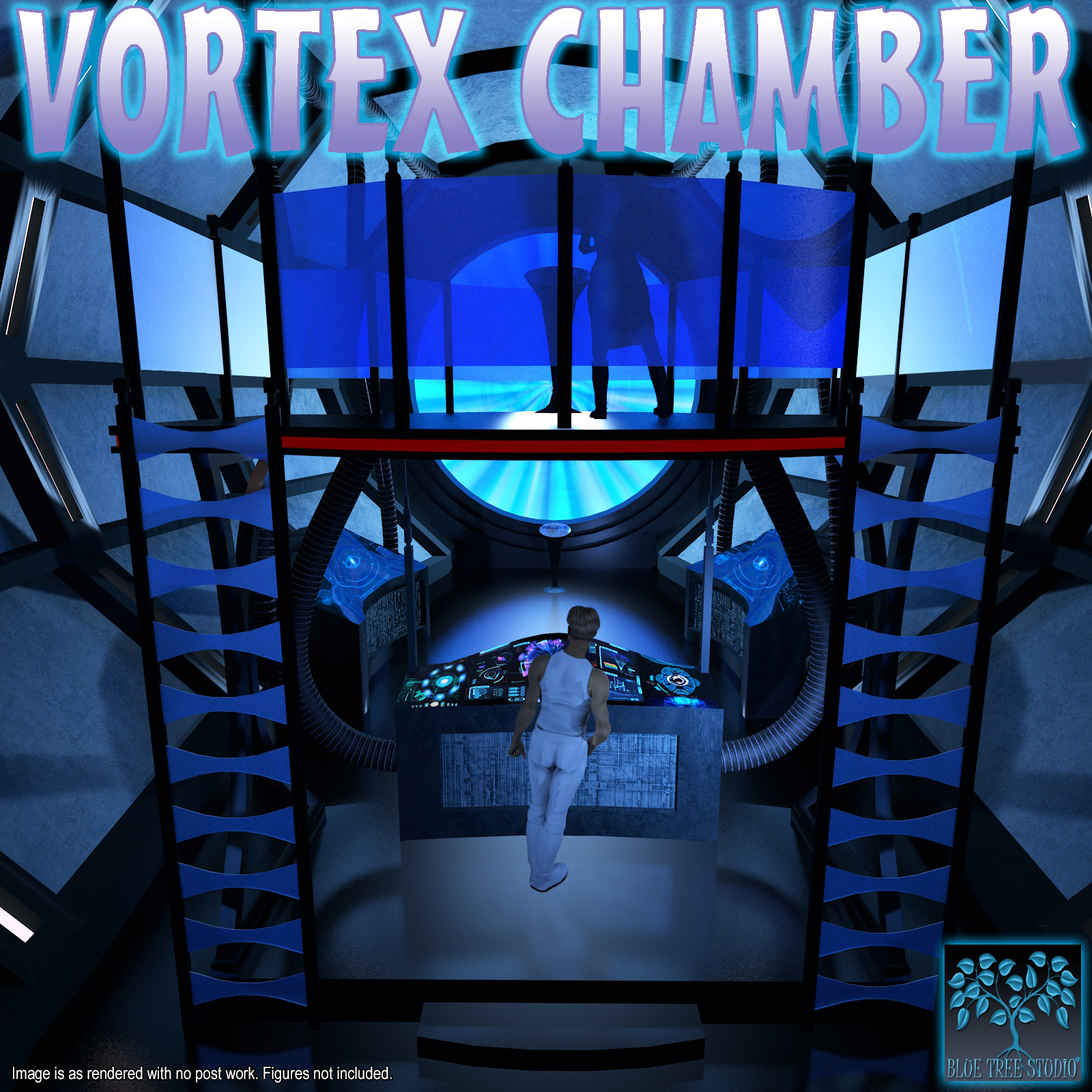 Vortex Chamber by BlueTreeStudio