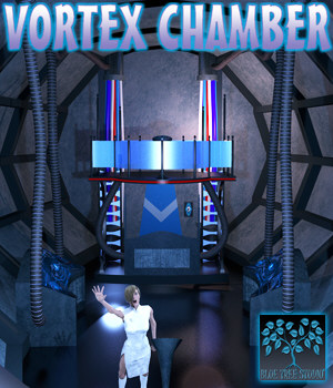 Vortex Chamber 3D Models BlueTreeStudio