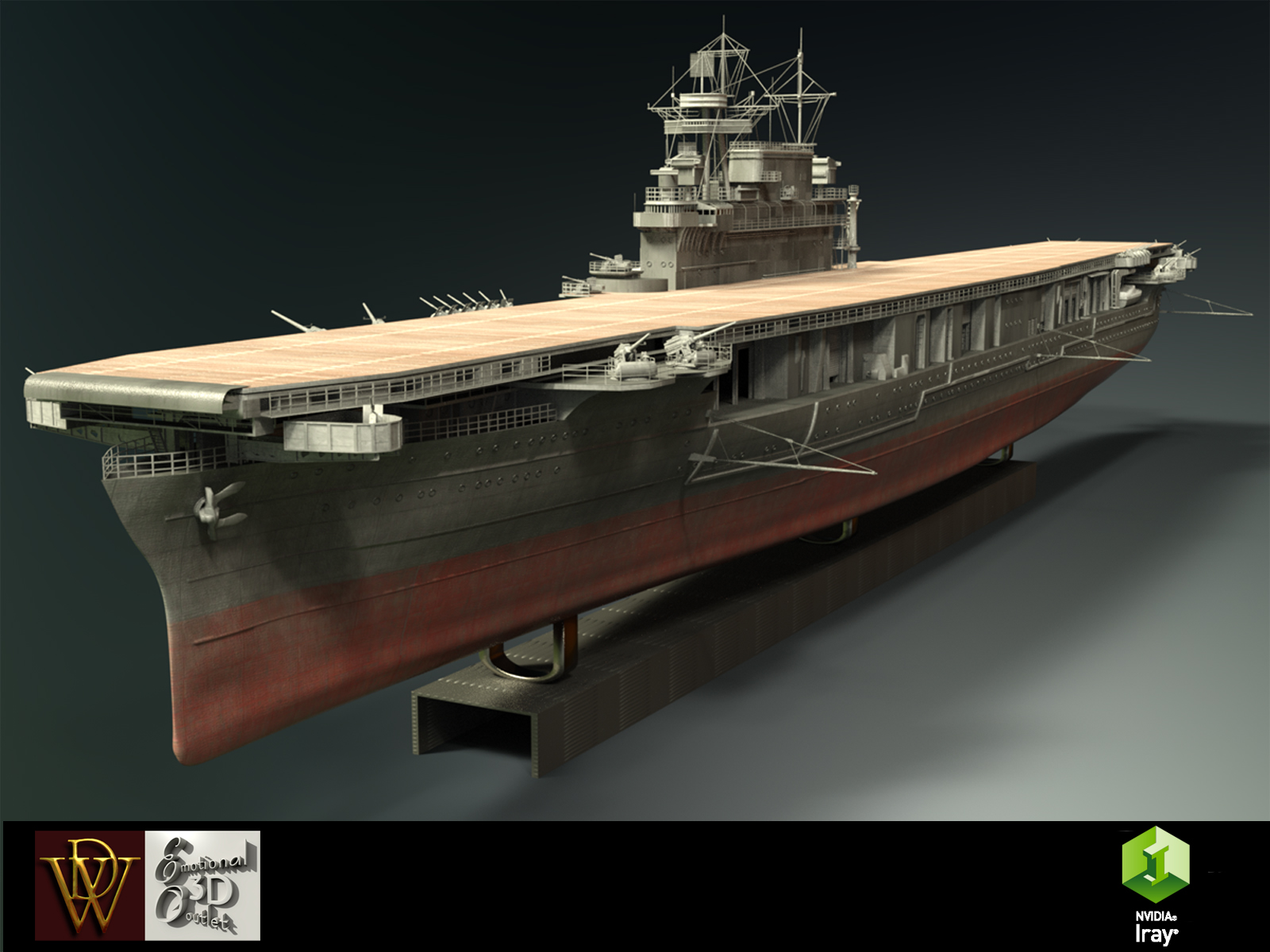 MS17 USS Yorktown for DAZ