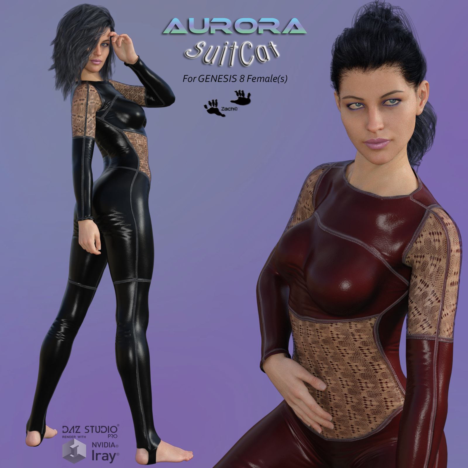 Aurora SuitCat G8F-V8 by zachary