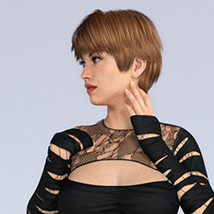 Portrait Me - Poses for Genesis 8 Females image 1