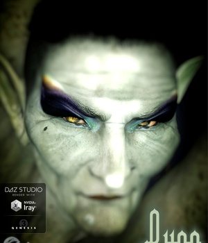 Djinn for Genesis 3 Female