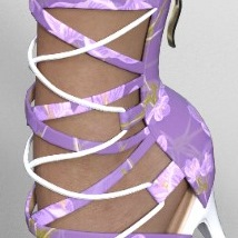 Endless Summer - for Alisia High Heels image 1