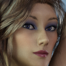 Nalia for Genesis 3 Female image 1