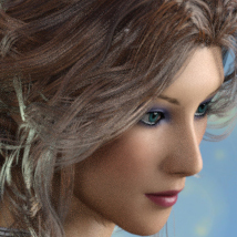 Nalia for Genesis 3 Female image 2