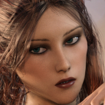 Nalia for Genesis 3 Female image 3