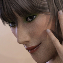 Nalia for Genesis 3 Female image 4