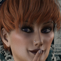 Nalia for Genesis 3 Female image 5