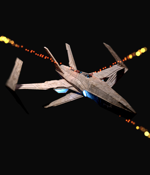 ArrowHead SpaceShip  3D Models benalive