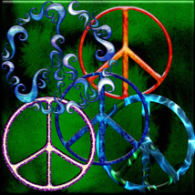 Harvest Moons Peace Signs image 4