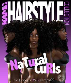 KHC NATURAL CURLS G2FG3F