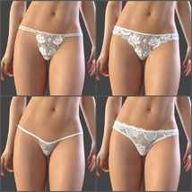 Panties for Beauty G8F image 3