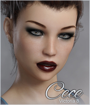 FWSA Cece for Victoria 8 by FWArt