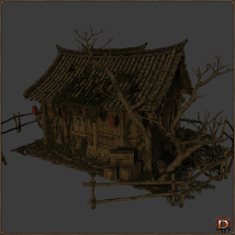 Chinese Old House image 3