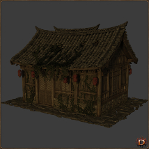 Chinese Old House image 7