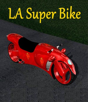 Power Cycle for DAZ Studio 3D Models LordAshes