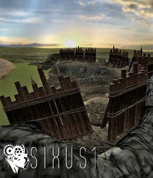 Thunes Keep: Fortifications 3D Models sixus1