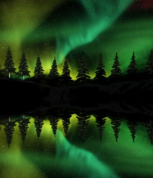Northern Lights 3D Models MortemVetus