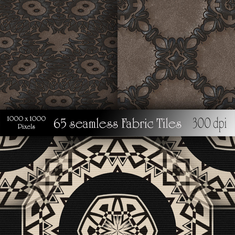 MR-Misc Seamless Fabric Patterns