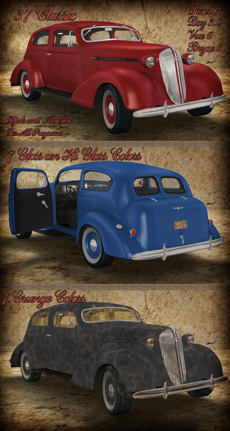 37 Classic - Extended License