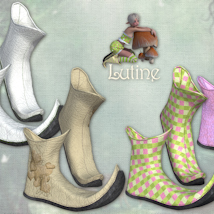 Fantasy Shoes for Victoria 4 image 7