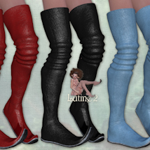 Fantasy Shoes for Victoria 4 image 11