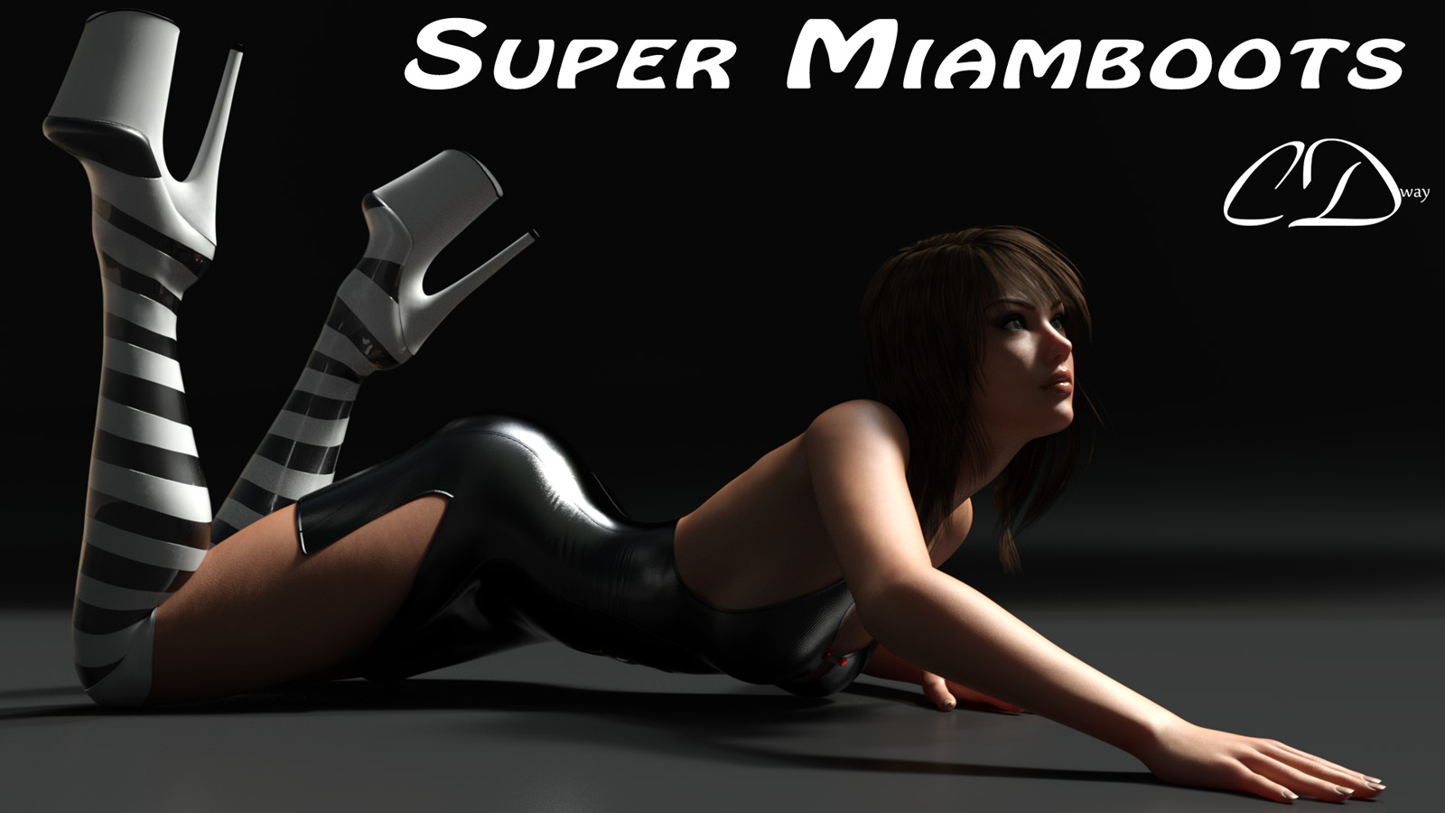 Super Miamboots for g3f