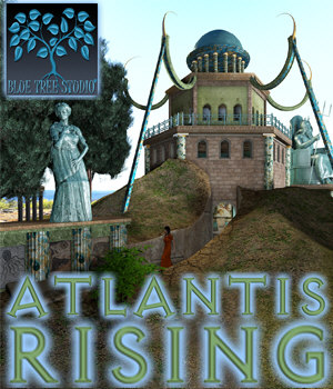Atlantis Rising 3D Models BlueTreeStudio