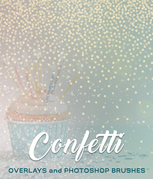 PB - Confetti 2D Graphics Merchant Resources Atenais