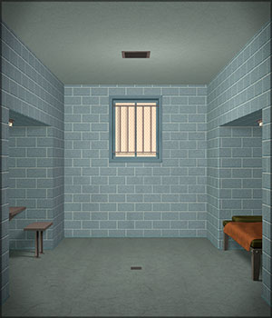 Detention Cell 3D Models Richabri