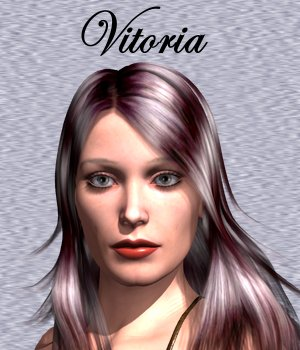 Vitoria 3D Figure Assets JeffersonAF