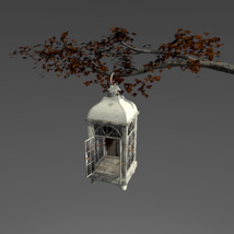 Autumn lamp image 3