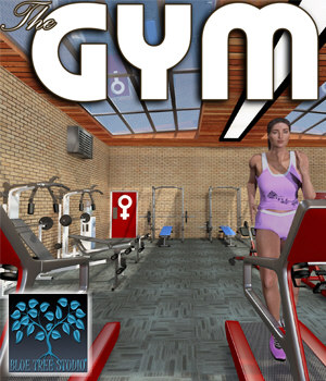 The Gym 3D Models BlueTreeStudio
