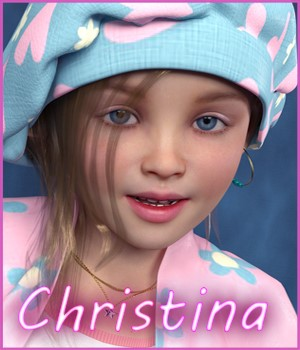 Christina for Genesis 3 Female 3D Figure Assets Angel_Wings