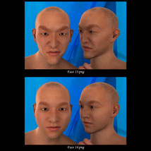 Asian Male Faces Morphs for Genesis 3 Male image 7