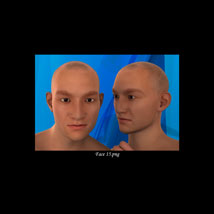 Asian Male Faces Morphs for Genesis 3 Male image 8