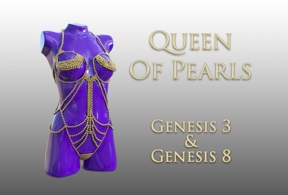 Queen Of Pearls for G3 females and G8 females by powerage
