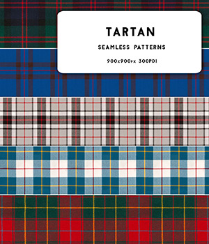Tartan - Seamless textures 2D Graphics Merchant Resources romawka