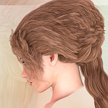 Biscuits HairExtension NO1 image 3