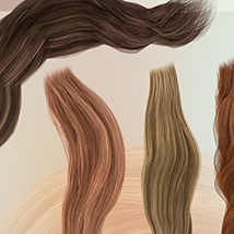 Biscuits HairExtension NO1 image 8