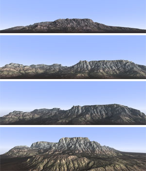 WM Terrain Set 201701 obj - EXTENDED LICENSE 3D Game Models : OBJ : FBX 3D Models Extended Licenses Dinoraul